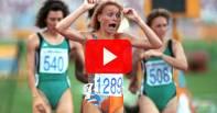 Ellen van Langen gouden 800 meter (1992) - Olympische Spelen Nieuws