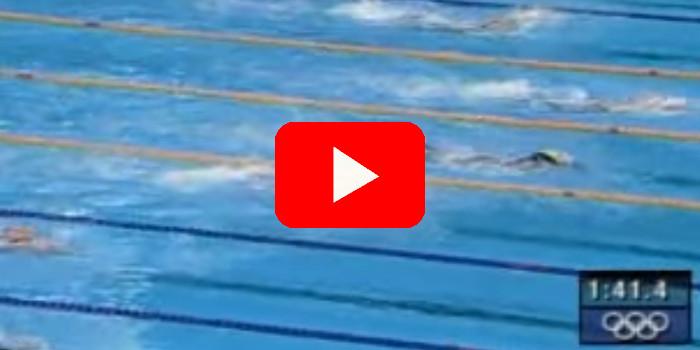 Pieter van den Hoogenband wint goud (2000) - Olympische Spelen Nieuws
