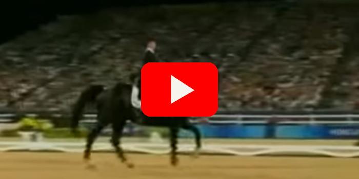 Anky van Grunsven en Salinero winnen Goud in Beijing (2008) - Olympische Spelen Nieuws