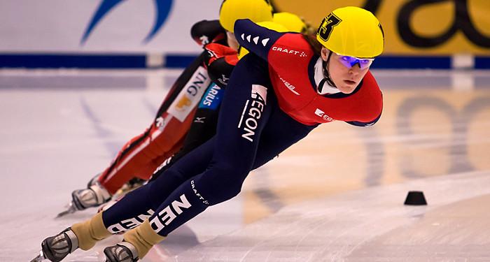 Nederlanders op de Olympische Spelen - Jorien ter Mors (Shorttrack & Schaatsen)