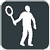 Badminton Enkelspel Dames