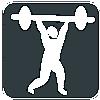 Gewichtheffen -85 kg Lichtzwaargewicht Heren
